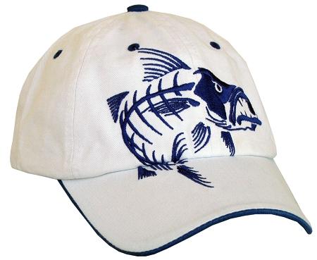 White snook jumbo fishing cap for White cap fish