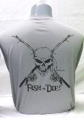 Long Sleeve Fishing T-Shirts
