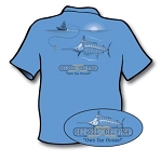 Own the Ocean Fishing T-shirts