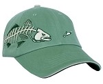 Cilantro Green Jumbo Trout Fishing Cap