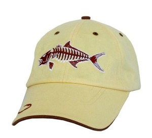 Yellow Haze/Deep Red Amberjack cap