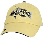 Yellow Haze/Black Snapper cap