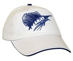 Sailfish 'Heads & Tales' Fishing Cap