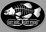 Crappie Fishing Decal - 6