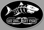 Dominator Shark Fishing Decal - 6