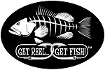 Grouper Fishing Decal - 6