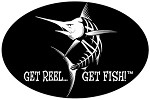 Marlin Fishing Decal - 6