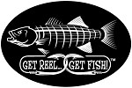 Striper Fishing Decal - 6