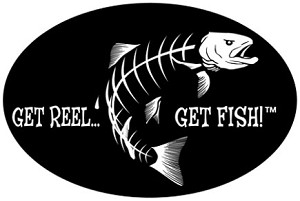 "Trout Fishing Decal - 6"" x 9"" Oval"