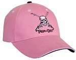 Pink Fish or Die Cap