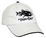 White Fish or Die Badfish Cap
