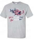 PATRIOTIC BAD FISH!