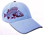 Silver Jumbo Perch Cap