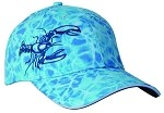JUMBO LOBSTER CAP in OCEAN CAMO