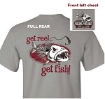 GET REEL... GET FISH! BAD FISH T