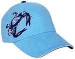 Jumbo  Blue Crab Cap