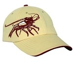 Yellow JUMBO SPINY LOBSTER CAP