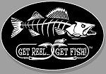Walleye Fishing Decal - 6