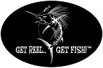Sailfish Fishing Decal - 6
