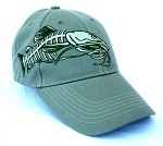Cilantro Green Jumbo Catfish Cap