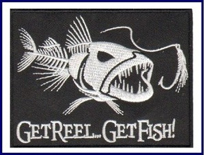 'BAD FISH' PATCH