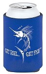 Royal Sailfish Fishing Koozie